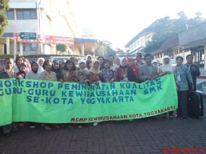 peserta study banding ke Jawa Barat